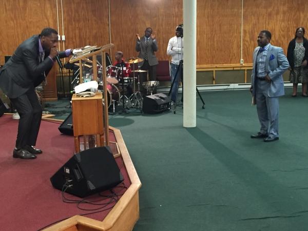 Pastor RD McLymore Sr  RDM Ministries Inc  Life Restoration Church